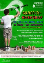 April - Graffiti-Workshop