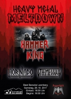 28.10.2017 - Heavy Metal Meltdown
