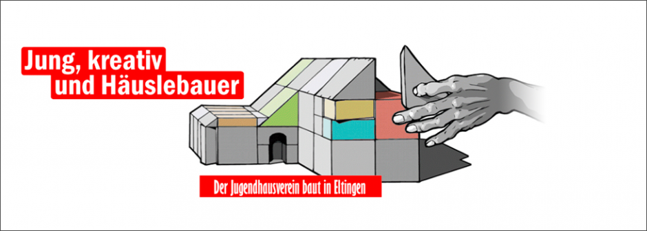 >> Der Jugendhausverein baut in Eltingen